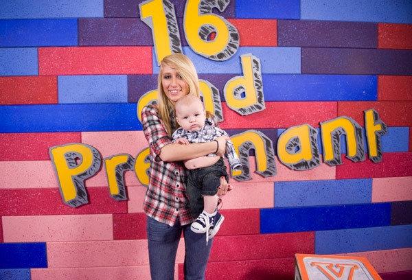 16 и беременна для мтв